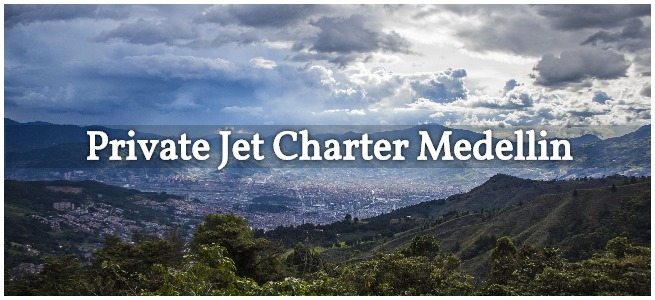 Medellin air charters